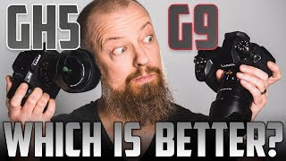 LUMIX GH5 vs G9  ► Which One is Better?!  …It Depends. Two top cameras LUMIX compared!