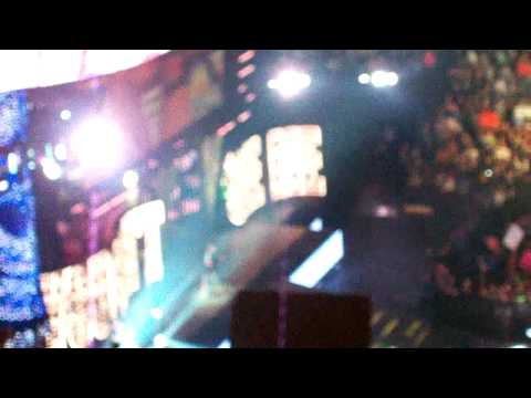 WWE Survivor Series 2008 Chris Jericho vs. John Cena Entrances