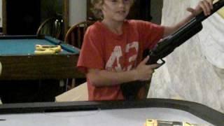 nerf shotgun Video
