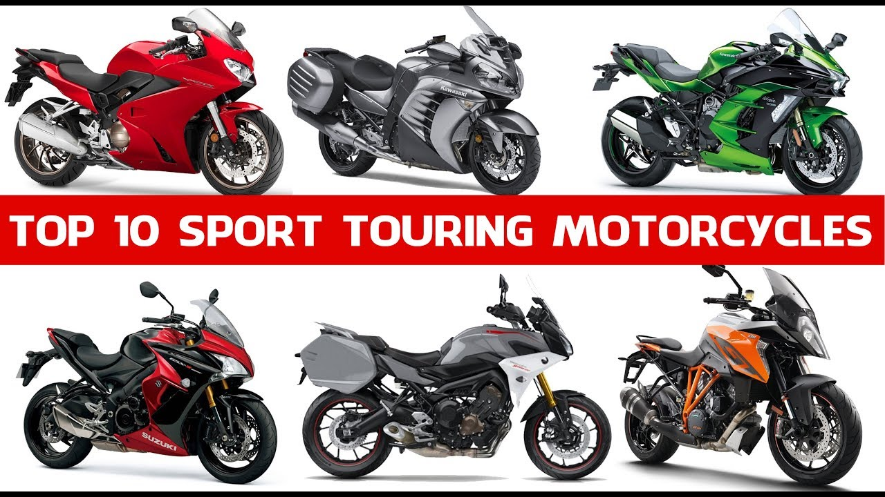 Ranking The Best Sport Touring Bikes On The Market!