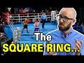 Why are Boxing Rings Called That When They are Square?