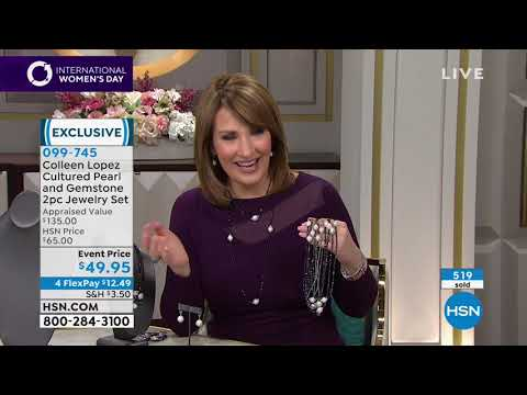 HSN | Colleen Lopez Gemstone Jewelry . https://pixlypro.com/Mqb8uF6