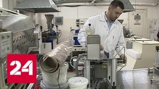 В Нальчике производят пластик, который можно использовать в самолетостроении - Россия 24