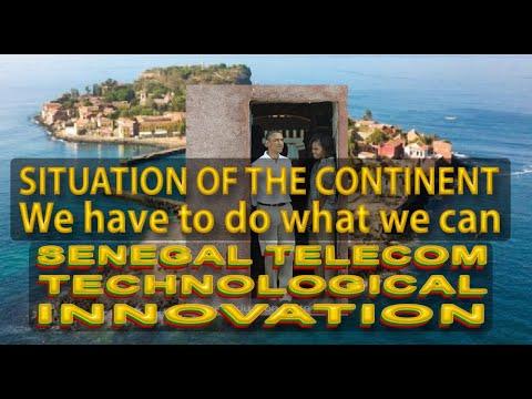 SENEGAL TELECOM - TECHNOLOGICAL INNOVATION IN AFRICA