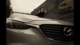 видео Mazda: качественный кузовной ремонт
