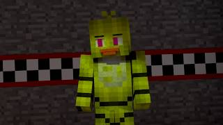"""""""No More"""" [Trailer] FNAF Minecraft Music Video   3A Display"""
