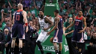 NBA PLAYOFFS WIZARDS VS CELTICS GAME 5 FULL GAME HIGHLIGHTS MAY 10, 2017