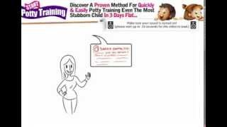 Potty Training Tips: 97.3 % Success Rate!