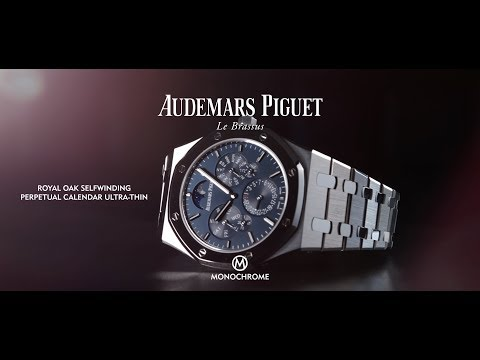 In-Depth - The Audemars Piguet Royal Oak Selfwinding Perpetual Calendar Ultra-Thin