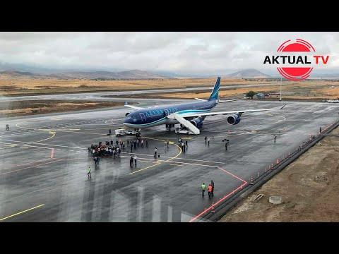 Так и не сумев запустить Ходжалинский аэропорт, армяне с завистью смотрят на Физули