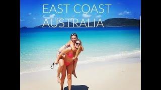 East Coast Australia 2016