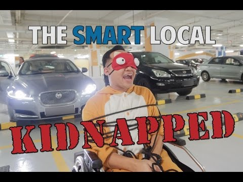 TheSmartLocal Team Gets Kidnapped! - TSL Comedy