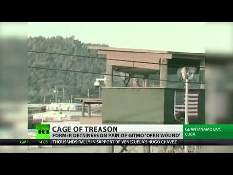 Former Guantanamo Detainees Speak to RT
