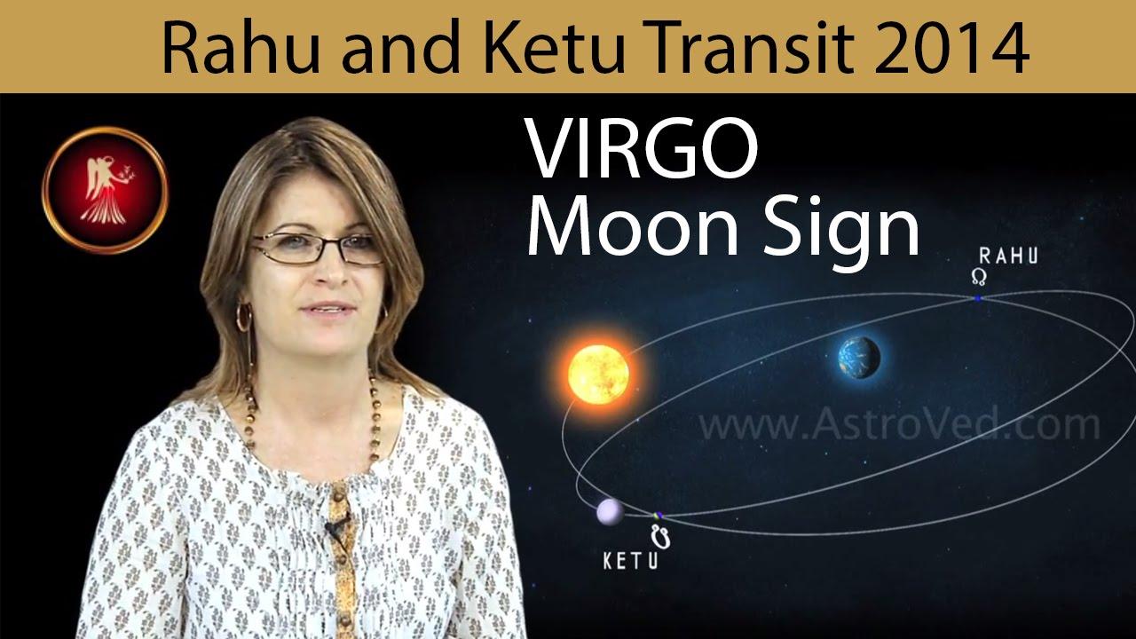Rahu - Ketu Transit Predictions for Virgo Moon Sign (2014 - 2015)