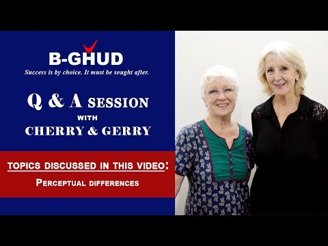 Q&A Session With Cherry And Gerry (Part-12)