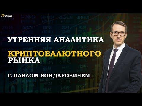 09.04.2019. Утренний обзор крипто-валютного рынка