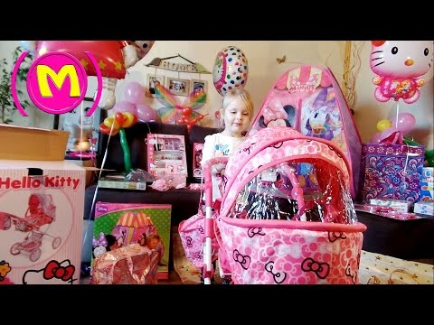 Ⓜ Кукла Беби Борн и Маргарита собирают Коляску / Baby Born and Margarita SleepTime / Video for kids