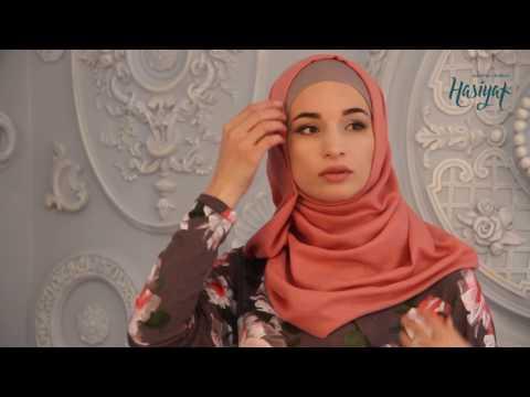 Hasiyat Зима/Весна 2017 Мусульманская одежда