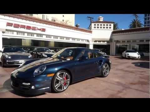 2010 Porsche 911 Turbo Youtube