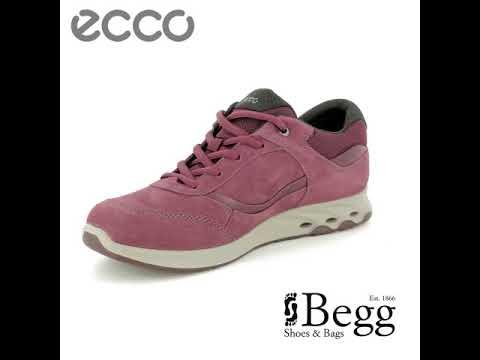 deebda5715b1 ECCO Wayfly GORE-TEX 835203-52999 Bordeaux trainers. Begg Shoes   Bags