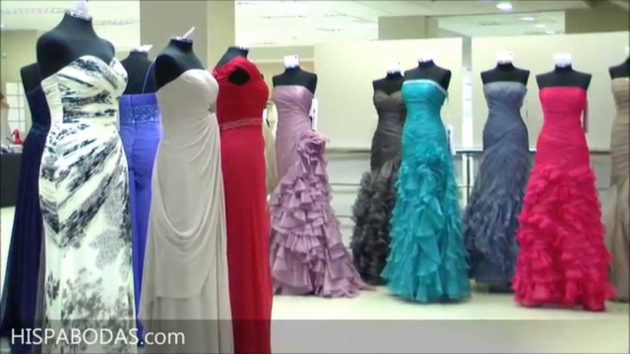 784665218 Vestidos de Fiesta Two by Rosa Clara - YouTube