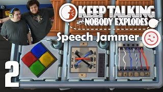 Keep Talking and Nobody Explodes (Speech Jammer) [2]