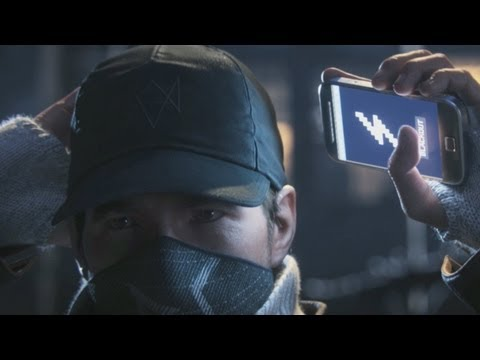 Watch Dogs Exposed Trailer - E3 2013