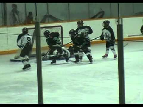 Hudson Bay Pee-Wee Hunters vs Clavet Cougars Hi-lites