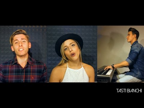 Cheerleader - Acoustic Cover by Tasti Bianchi - OMI - Piano Duet