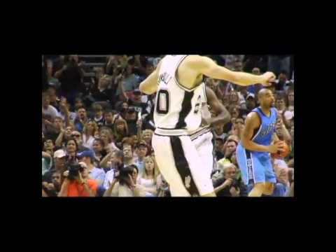 2007 NBA Playoffs: San Antonio Spurs vs Utah Jazz