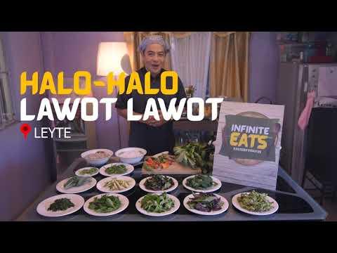 Philippines Delicacies   Lawot-Lawot