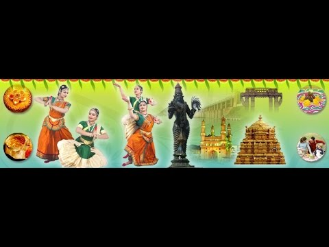 Andhra Pradesh Theme Song, Beauty of  Telugu Nela