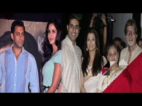 Salman Khan & Katrina Kaif's Growing BOND, Closeness Between KHAN & BACHCHAN Family