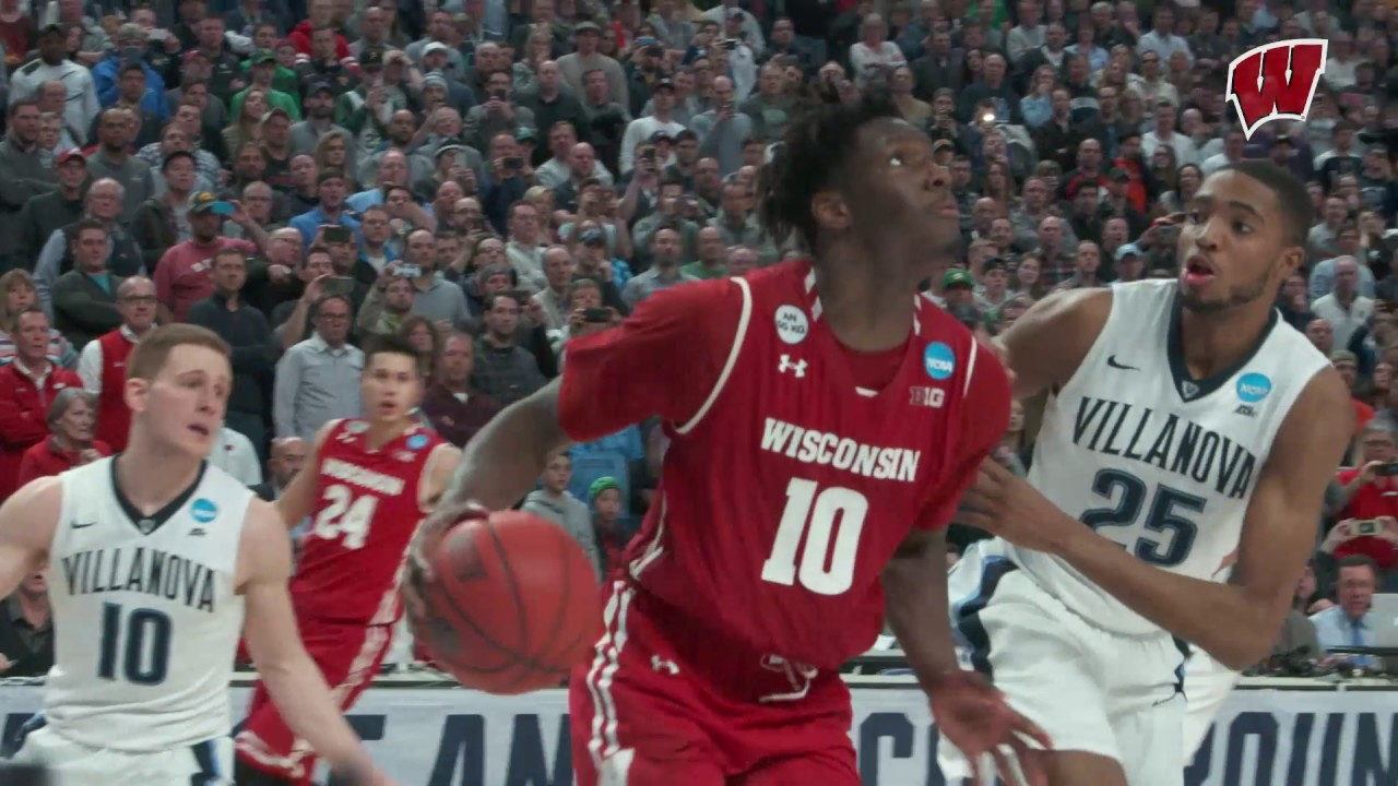 Badgers Bust Brackets, Take Down Champs