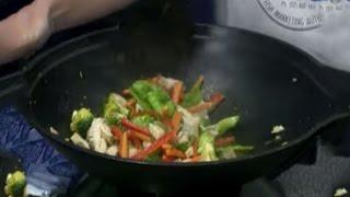 Fish Stir Fry Recipe