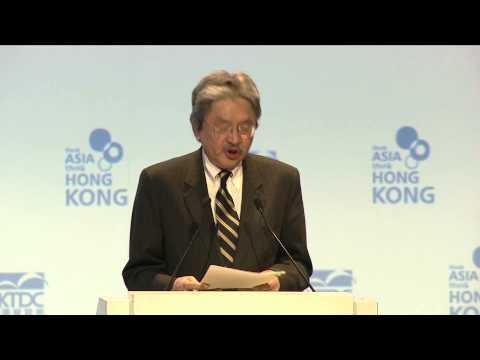 think ASIA, think HONG KONG: Séance d'ouverture (FR)