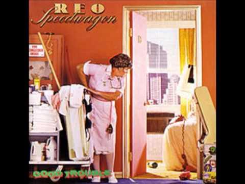 REO Speedwagon - Good Trouble Album