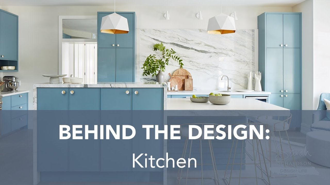 Sarah Off The Grid S2 The Kitchen