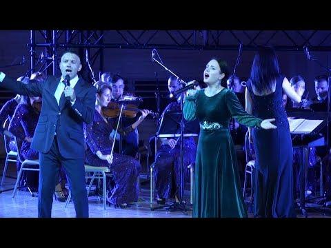 «Кышкы романс» . Марсель Вагизов и  русская Елена Быкова  спели старую татарскую песню! Да как!