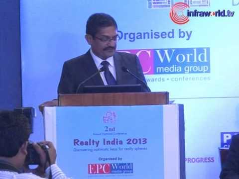 Vishwarath Nayar- Realty India 2013