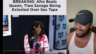Tiwa Savage is being extorted over Sex Tape!!   TFLA