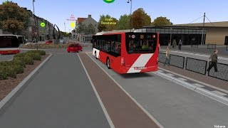OMSI 2 Aachen Route 33 Gameplay