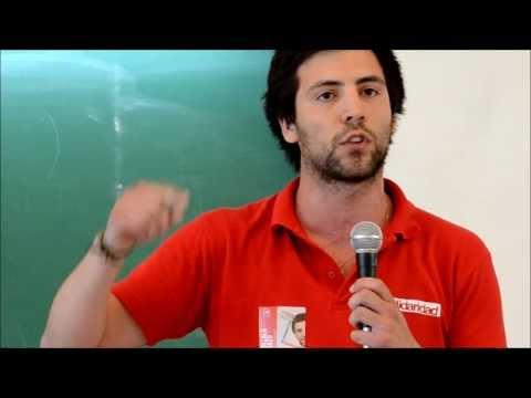 Gonzalo Suazo - Consejero Territorial Ingeniería por Solidaridad 2014 - Apertura Debate
