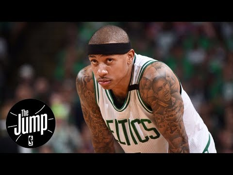 What's Isaiah Thomas' Future With The Boston Celtics? | The Jump | ESPN