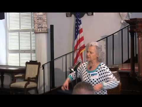 Charleston Tells 2016 Barbara McBride-Smith 3-13-16 Saturday morning session
