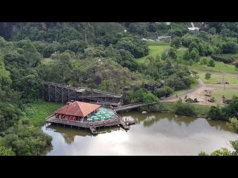 Parque Tanguá (Curitiba) - Férias Acampando