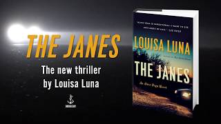 The Janes by Louisa Luna [book trailer] // On Sale 1.21.20
