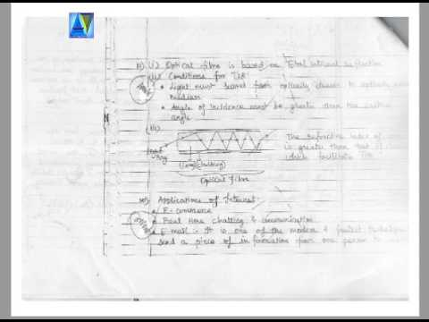 Physics 2016 Subject Topper's answer sheet