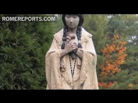 Biography Of St. Kateri Tekakwitha, The First Native American Saint
