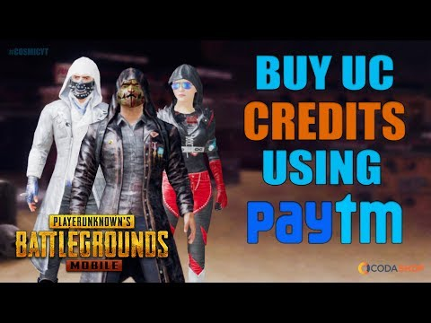 How to buy UC in Pubg Mobile with PAYTM   Codashop